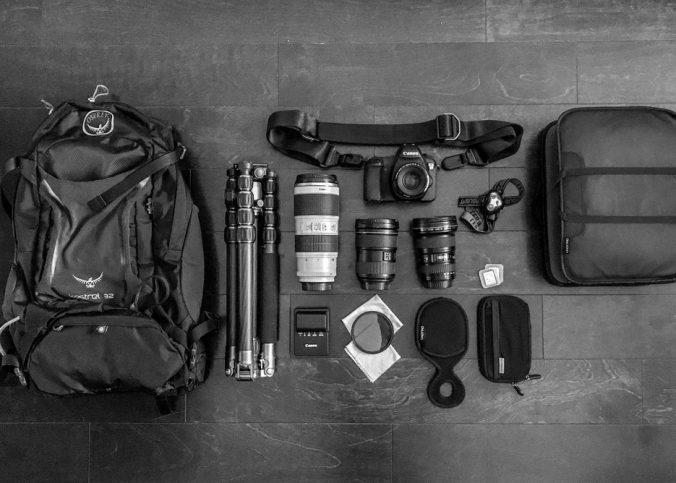 Les équipements essentiels pour la photographie